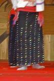 Tangsa flickor royaltyfri fotografi