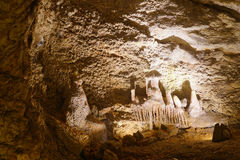 Tangshan ape cavern. In Nanjing, Jiangsu, China stock photos