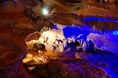 Tangshan ape cavern. In Nanjing, Jiangsu, China stock image