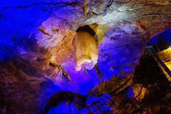 Tangshan ape cavern Stock Photos
