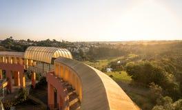 Tanguapark - Curitiba, Parana, Brazilië Stock Afbeelding