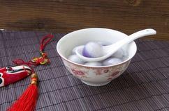 Tangyuan (red jujube crystal)