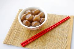 Tangyuan Royalty Free Stock Photography