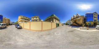 Tani hotel w Sochi zdjęcia stock