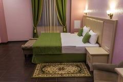 Tani hotel w Sochi obraz royalty free