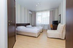 Tani mieszkania w hotelu obraz royalty free