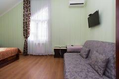 Tani mieszkania w hotelu zdjęcia stock