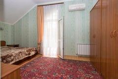 Tani mieszkania w hotelu obrazy stock