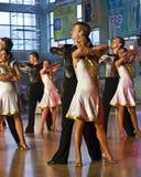 taniec Obrazy Royalty Free