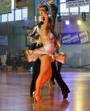 taniec Zdjęcia Stock