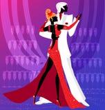 taniec dwa Zdjęcie Royalty Free