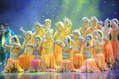 taniec India Zdjęcie Royalty Free