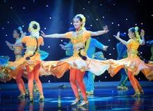 taniec India Zdjęcie Stock