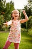 Taniec jest mój radością Obraz Royalty Free