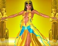 Taniec kusicielka Fotografia Royalty Free