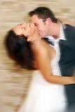 taniec na ślub Zdjęcie Stock