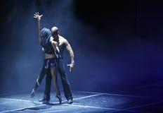 taniec nowożytny Obraz Royalty Free