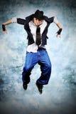 taniec nowożytny Zdjęcia Stock