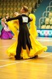 Taniec para Zdjęcie Royalty Free