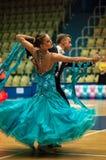Taniec para, Zdjęcie Royalty Free