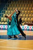 Taniec para, Obraz Stock