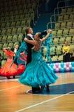 Taniec para, Zdjęcie Stock
