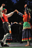 taniec Portugal tradycyjny Zdjęcia Royalty Free
