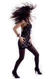 taniec pozwalać Obrazy Royalty Free