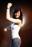 taniec pozwalać s Fotografia Stock