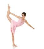 taniec sprawność fizyczna Zdjęcia Royalty Free