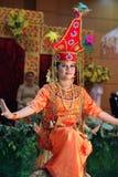 taniec tradycyjny Fotografia Royalty Free