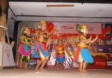 taniec tradycyjny Zdjęcie Stock