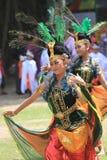 taniec tradycyjny Obraz Stock