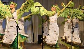 taniec tradycyjny Zdjęcie Royalty Free