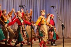 taniec tradycyjny Fotografia Stock