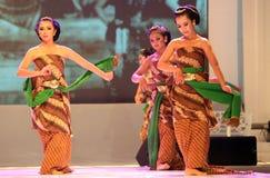 taniec tradycyjny Obraz Royalty Free