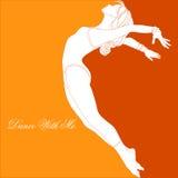 Taniec z ja Zdjęcia Royalty Free