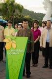 Tanin Subhasaen, de Gouverneur van MAI Chiang Royalty-vrije Stock Foto