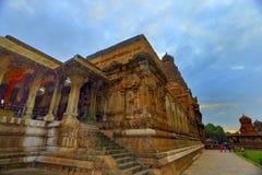 Tanjore Tempel stockbilder