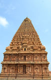 Tanjore Temple Royalty Free Stock Photos