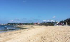Tanjung Benoa beach in Bali, Indonesia royalty free stock photo