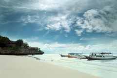 Tanjung bira beach. Located at south sulawesi indonesia Royalty Free Stock Image