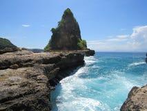 Tanjung Bloam plaża obraz stock