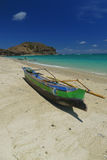 Tanjung celestiale Aan Lombok Fotografie Stock Libere da Diritti