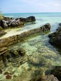 Tanjung gelam beach Royalty Free Stock Photo