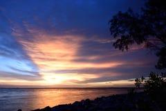 Tanjung Harapan Sunset Stock Photos