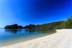 Tanjung Rhu Beach in Langkawi, Malaysia Stock Photo