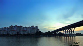 Tanjung Rhu Sunrise Royalty Free Stock Images