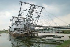 Tanjung Tualang cyny bagrownica Żadny 5 zdjęcia royalty free