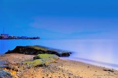 Tanjungpinang, bintan eiland, kepulauan riau, Indonesië Royalty-vrije Stock Foto's
